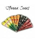Cône de henné prix grossiste ! A partir de 0.90€ le cone ! Sans PPD